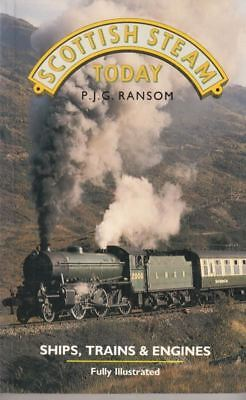 Used, Scottish Steam Today : P. J. G. Ransom for sale  High Peak