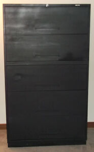 5 Drawer Filing Cabinet