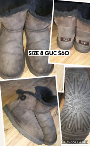UGGS Women's Size 8 Gently used condition