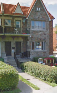Beautiful & Spacious  2nd floor Duplex In Cote des neiges