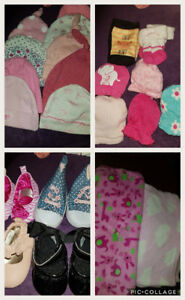 Huge girl lot size newborn to 3 months