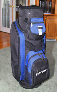 Gently Used & Awesome Top Flite Golf Cart Bag