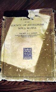 History of the County of Antigonish
