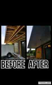 Eavestrough repairing and installing services Cambridge Kitchener Area image 6