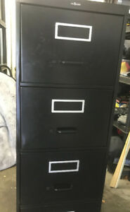 Four Drawer ProSource Filing Cabinet
