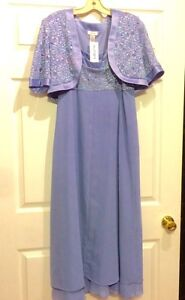 Mother of the Bride/Groom dress with jacket - Laura