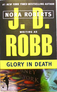 NORA ROBERTS and JD ROBB - 3 Novels – incl. The Obsession, The L Windsor Region Ontario image 4