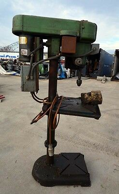 Walker-turner Model 1143-41 Drill Press Inv.31995