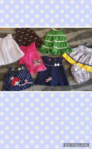 Beautiful, clean baby girl clothes 6-12 months