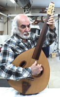 String instruments repairs and restoration