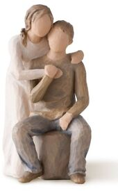 """Willowtree """"you and me"""" NEW & BOXED £28"""