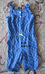 Baby girl clothes 3 to 6 months. Sleepers. London Ontario image 5