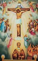 vocation religieuse (pretres, frères, soeurs), suivre Jésus.
