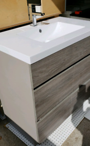 "36"" Vanity with Top & Faucet"