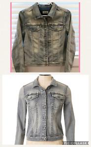 Bootlegger jean jacket
