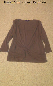 Ladies Clothes - Size Large (Updated)