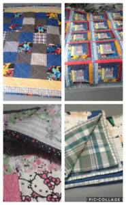 Crib quilts for sale