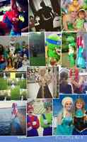 Hire a Princess or Character for a Party or Event