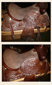 Saddle cleaning/ conditioning service