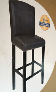 2 True Innovations Grey BarStools Brand New in Boxes