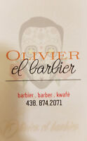 barbier a domicile mobile Barber service to your home