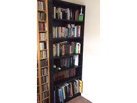 Ikea Billy Bookcase in black