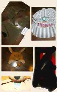 Kids Hats! Roots , Delux Kangaroo Hat, Thomas etc