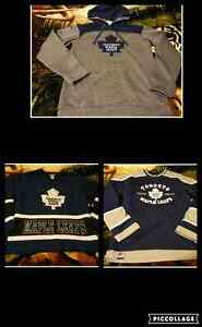Toronto Maple Leafs jerseys and hoodie for kids