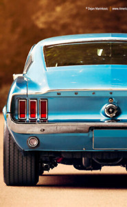 Wanted muscle car pre 1973