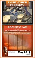 Acoustic Jam May 25