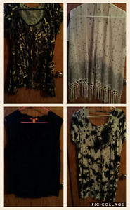 L/xl women's clothing lot. Obo