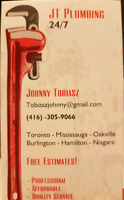 PLUMBER AVAILABLE ** SAME DAY SERVICE
