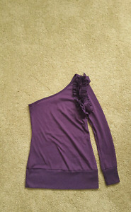 Wetseal Purple Top