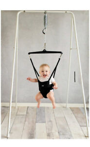 Jolly Jumper with musical play mat together