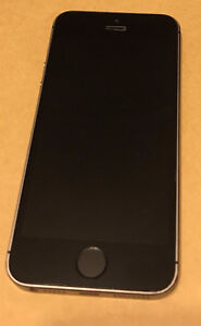 APPLE IPHONE 5S 16G Grey. one owner. Unlocked by Rogers