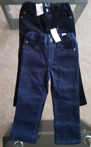 2T suede Boy  pants