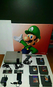 ENSEMBLE NINTENDO NES / ORIGINAL NINTENDO NES PACKAGE