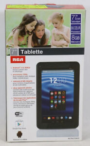 """RCA  7"""" DUAL CORE 8GB TABLET(ALSO INCLUDED)"""