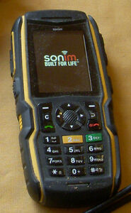 SONIM XP5560 BOLT 2 Ultra-Rugged 4G HSPA PTT CELL PHONE
