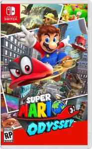 ISO - Super Mario Odyssey (Switch)
