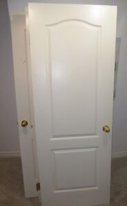 3 doors (plus one free) $ 15 each or all for $ 40.