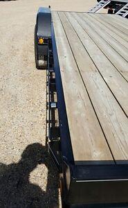 Trailtech 18' Construction Series Trailer - 5' Slide In Ramps! Regina Regina Area image 5