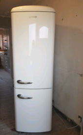 Gorenje Freestanding Retro Style Fridge Freezer