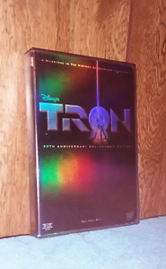 TRON DVD - 20th Anniversary Collector's Edition