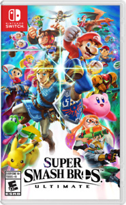 Wanting to buy Super Smash Ultimate for the Nintendo Switch