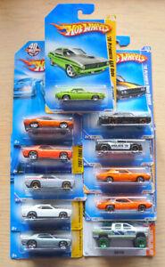 Hot Wheels/Matchbox