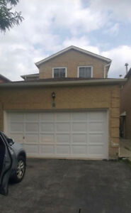 3 Bedrooms  3 washrooms detatched main floor available for rent