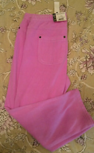 Brand New Pink Jeggings! Size Large 10/12