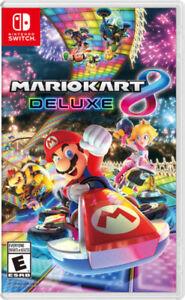 Wanted: Wanted: Mario Kart 8 Nintendo Switch
