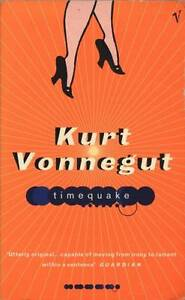 TIMEQUAKE by Kurt Vonnegut Glen Waverley Monash Area Preview